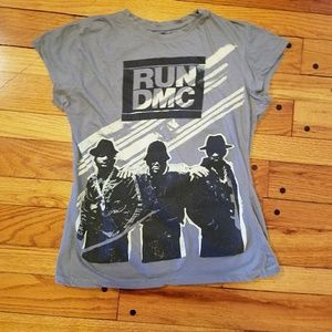 Tops - Run DMC t-shirt